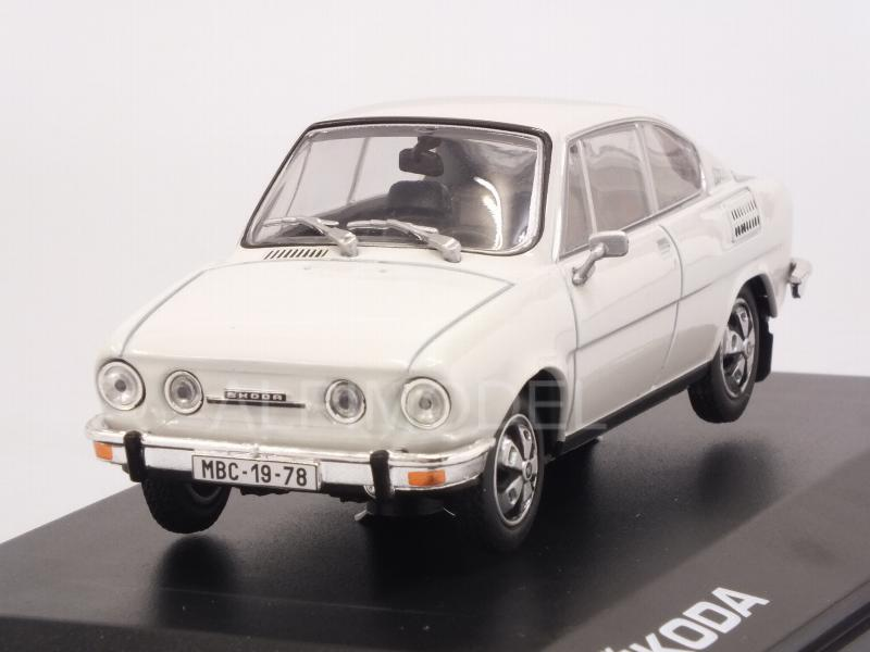 Skoda 110R Coupe 1980 (Grey/White) by abrex