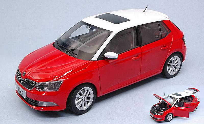 Skoda Fabia IIII 2015 (Red) by abrex