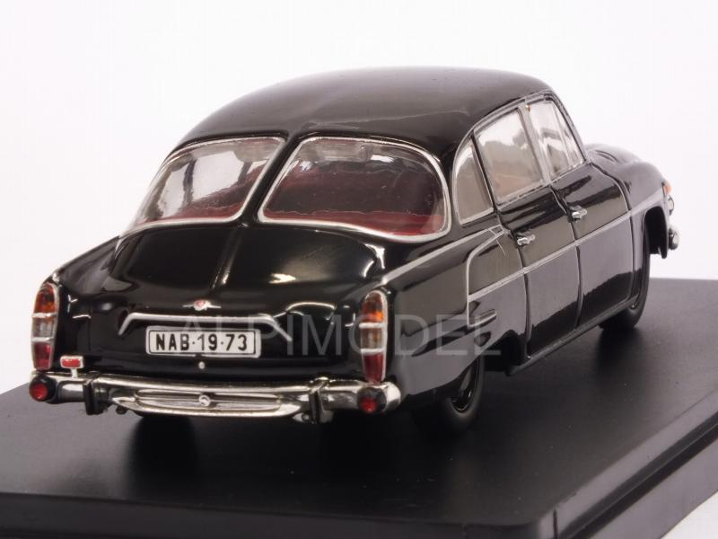 Tatra 603 1969 (Black - Red Interior) - abrex