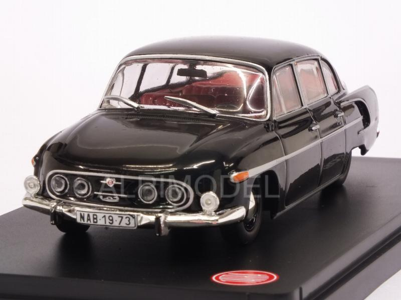 Tatra 603 1969 (Black - Red Interior) by abrex