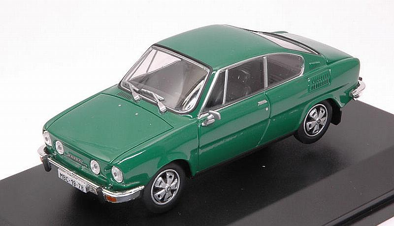 Skoda 110R Coupe 1978 (Green) by abrex