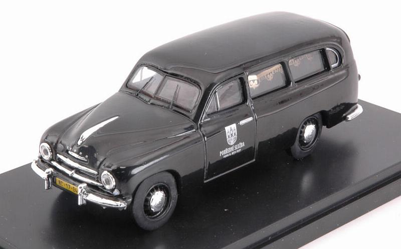 Skoda 1201 1956 Hearse by abrex