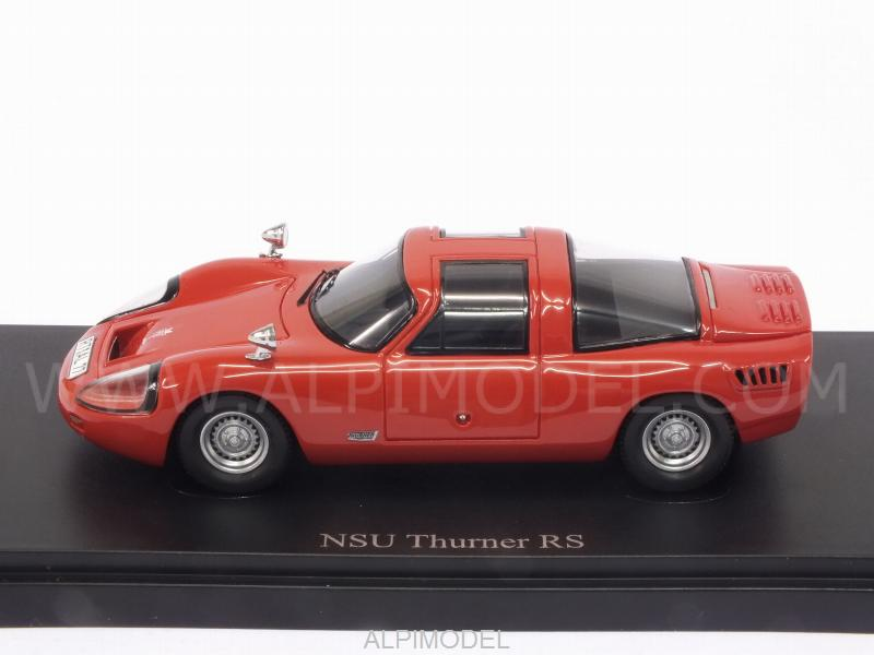 NSU Turner RS (Red) - auto-cult
