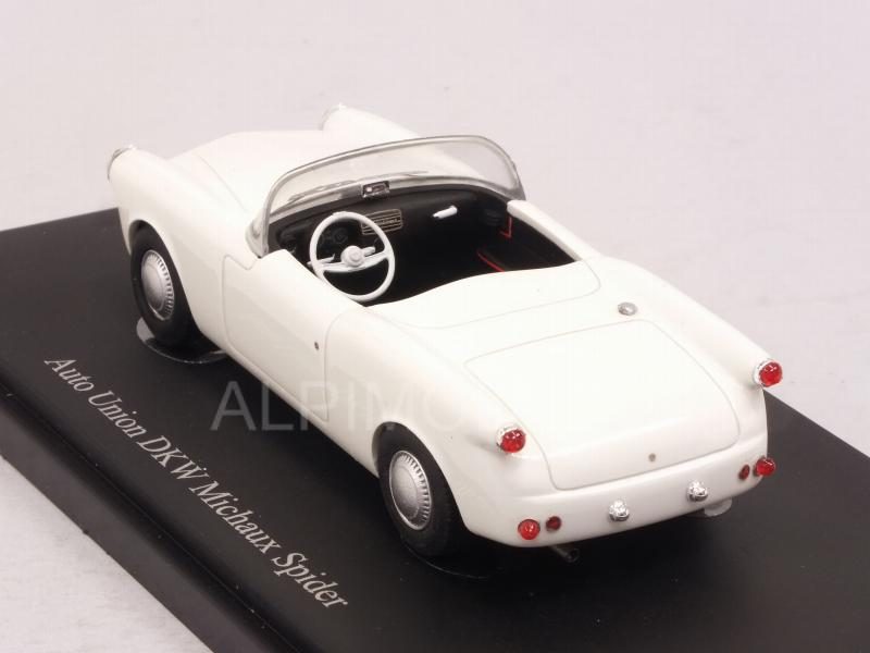 Auto Union DKW Michaux Spider 1949 (White) - auto-cult