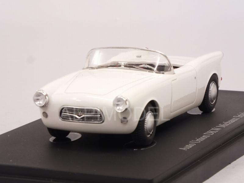 Auto Union DKW Michaux Spider 1949 (White) by auto-cult