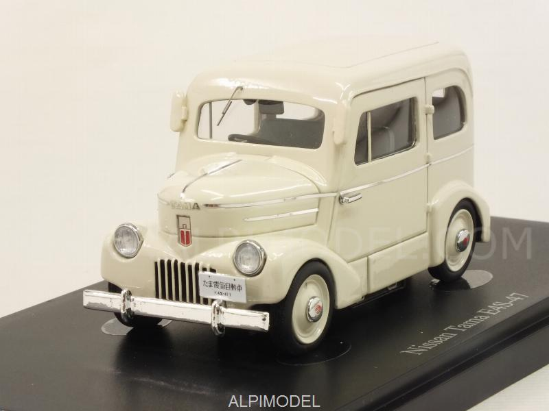 Nissan Tarma E4S-47 1947 (cream) by auto-cult