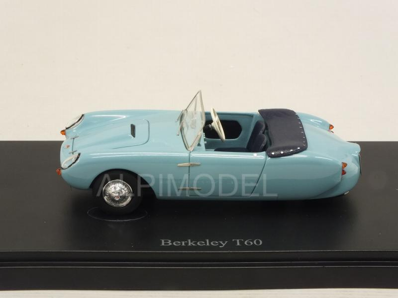 Berkeley T60  1962 (Light Blue) - auto-cult