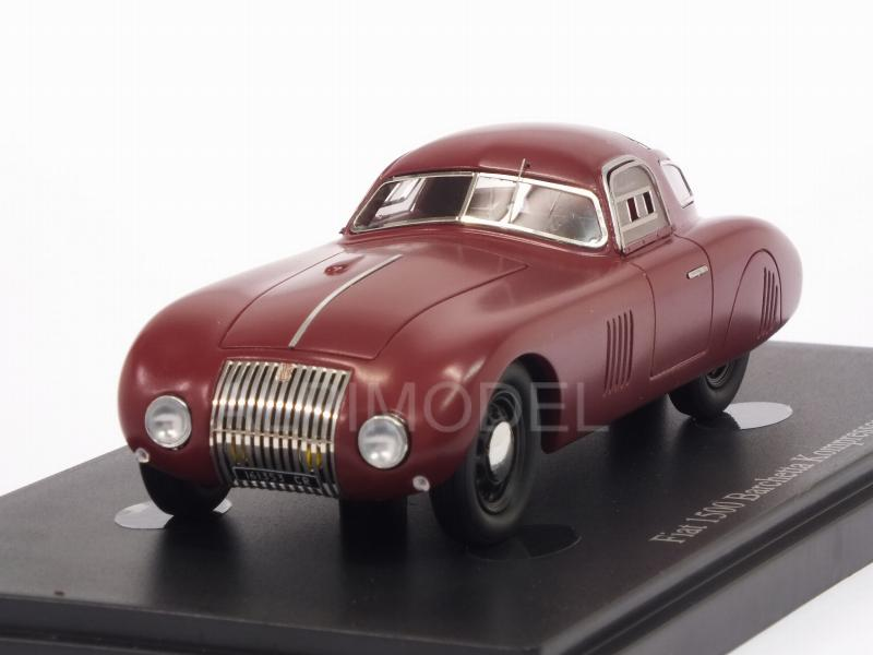 Fiat 1500 Barchetta Compressore 1943 (Dark Red) by auto-cult