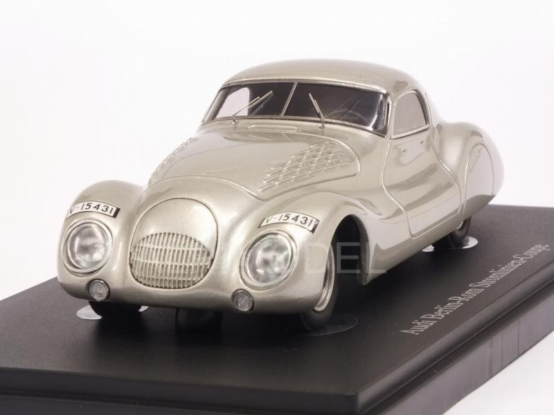Audi Berlin-Rome Streamline Coupe 1938 (Silver) by auto-cult