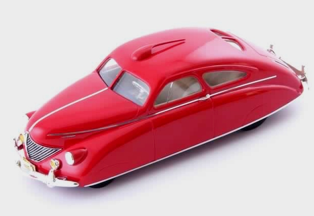 Thomas Rocket Car 1938 (Red) by auto-cult