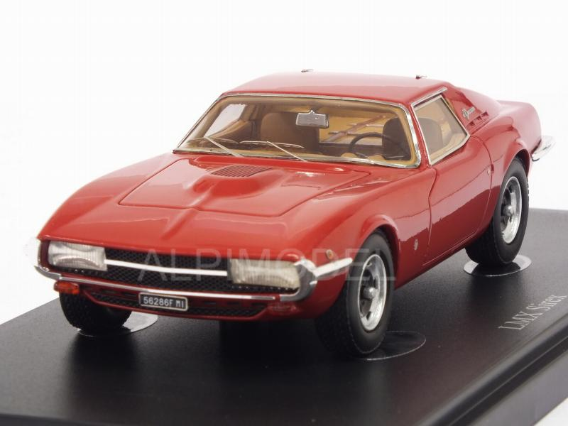 LMX Sirex Italy 1970 (Red) by auto-cult