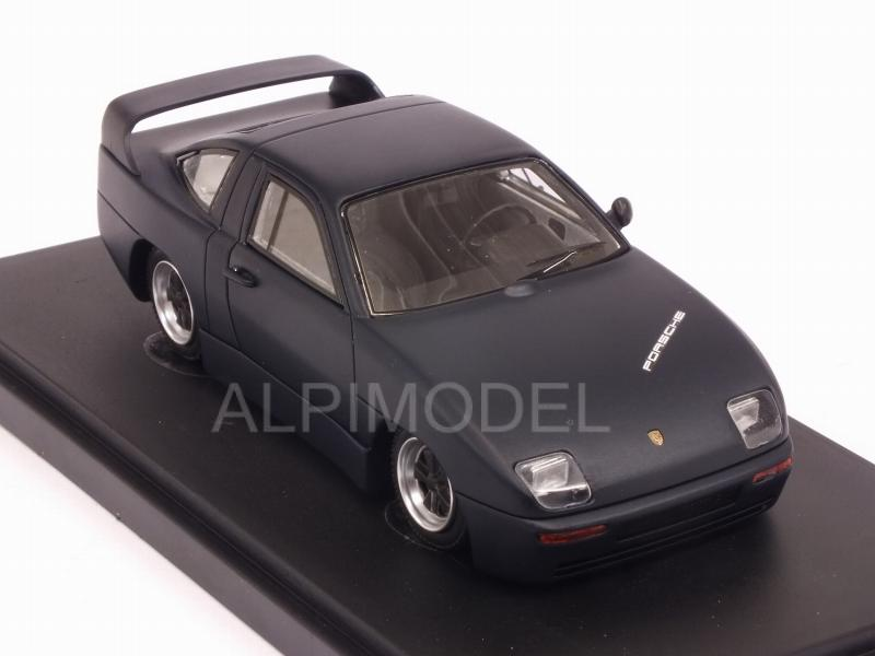 Porsche Experimental Prototype 1985 (Dull Black) - auto-cult