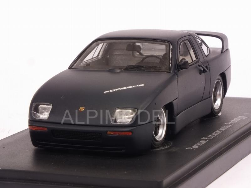 Porsche Experimental Prototype 1985 (Dull Black) by auto-cult