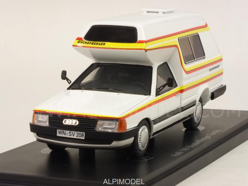 Audi 100 Camping Van Bischofberger Family 1985 by auto-cult