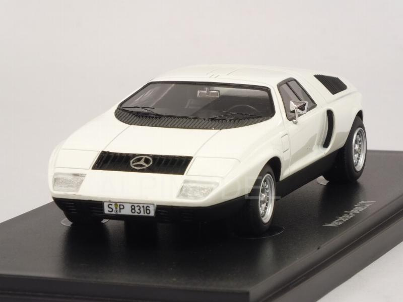 Mercedes C111 Prototype 1969 (White) by auto-cult