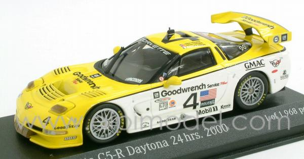 Chevrolet Corvette C5R Collins - Pilgrim - Freon 24h Daytona 2000 by action