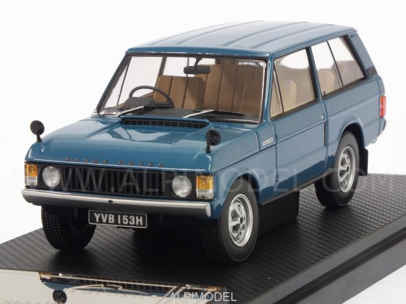 Range Rover 1970 (Tuscan Blue) by almost-real