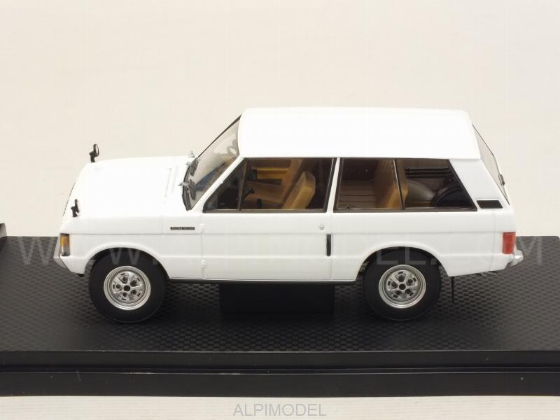 Range Rover 1970 (White) - almost-real