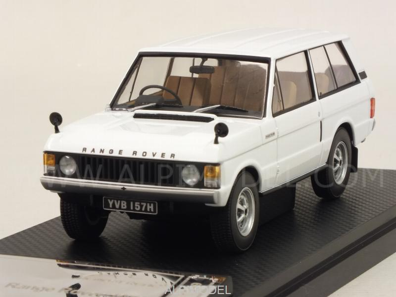 Range Rover 1970 (White) by almost-real