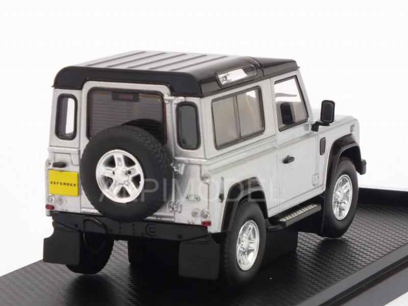 Land Rover Defender 90 2014 (Silver) - almost-real