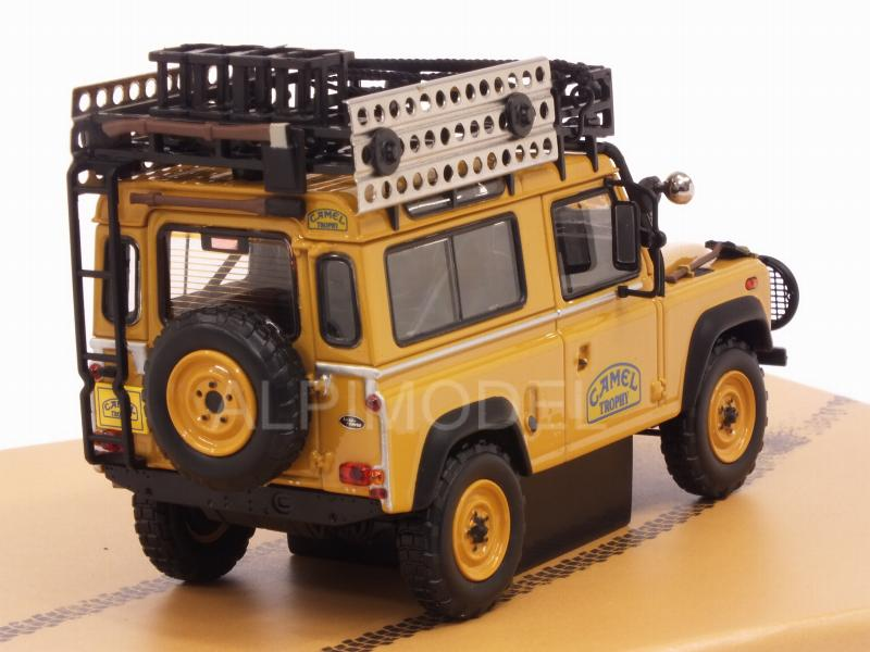 Land Rover 90 Camel Trophy Australia 1986 - almost-real
