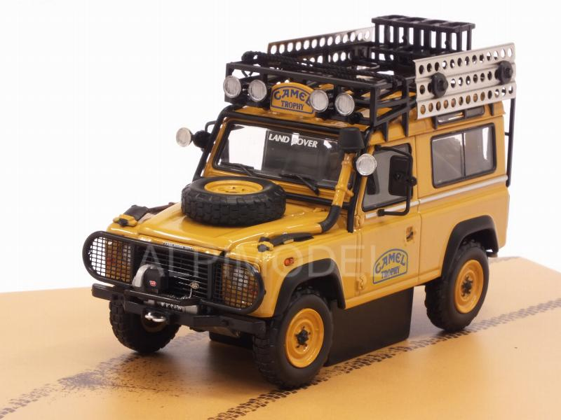Land Rover 90 Camel Trophy Australia 1986 by almost-real