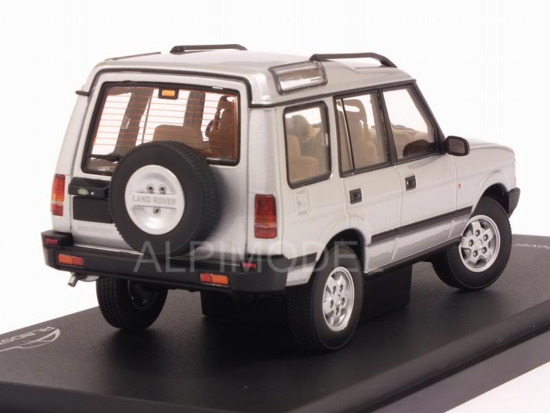 Land Rover Discovery I 1994 (Silver) - almost-real