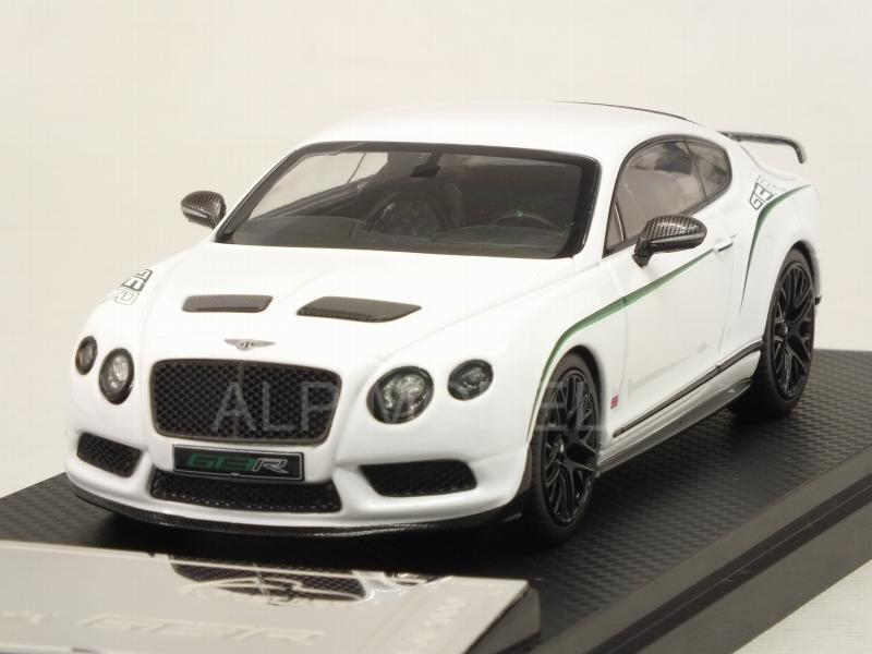 Bentley Continental GT3R 2015 (White) by almost-real