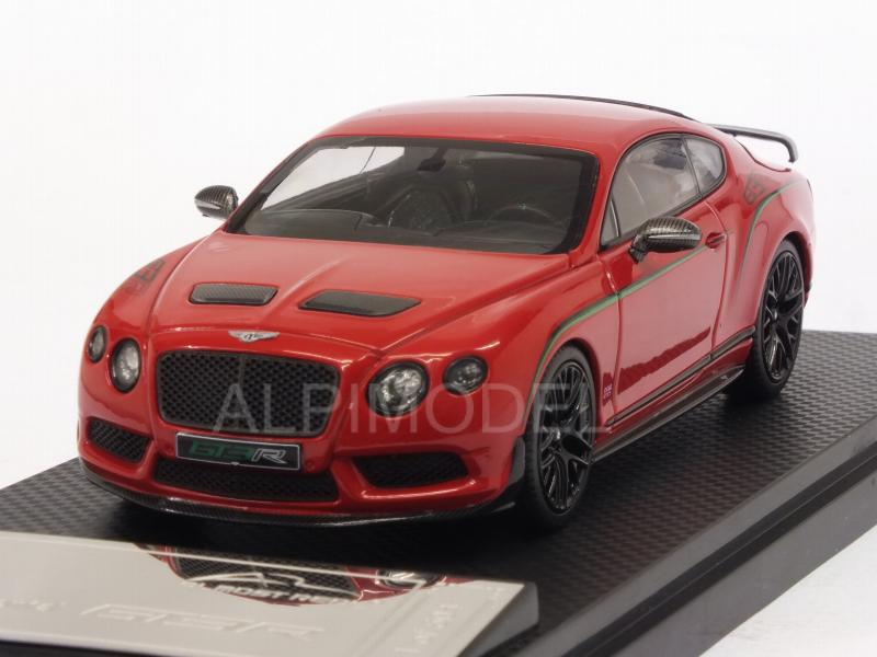 Bentley Continental GT3R 2015 (Red) by almost-real