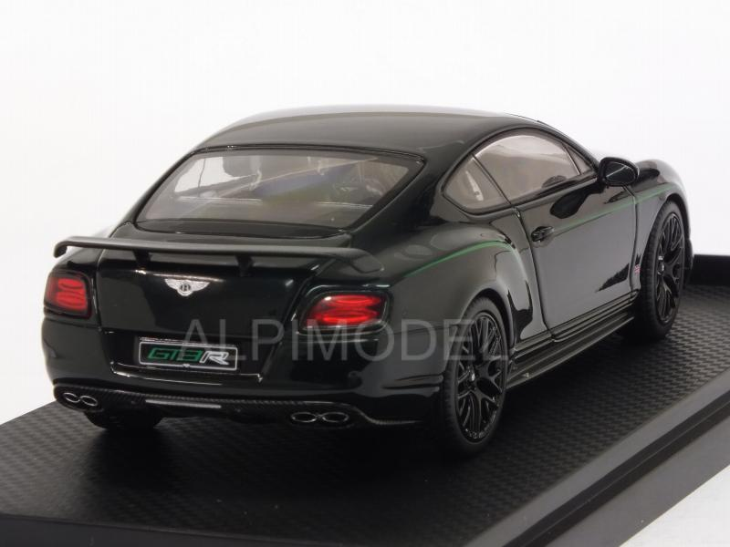 Bentley Continental GT3R 2015 (Cumbrian Green) - almost-real