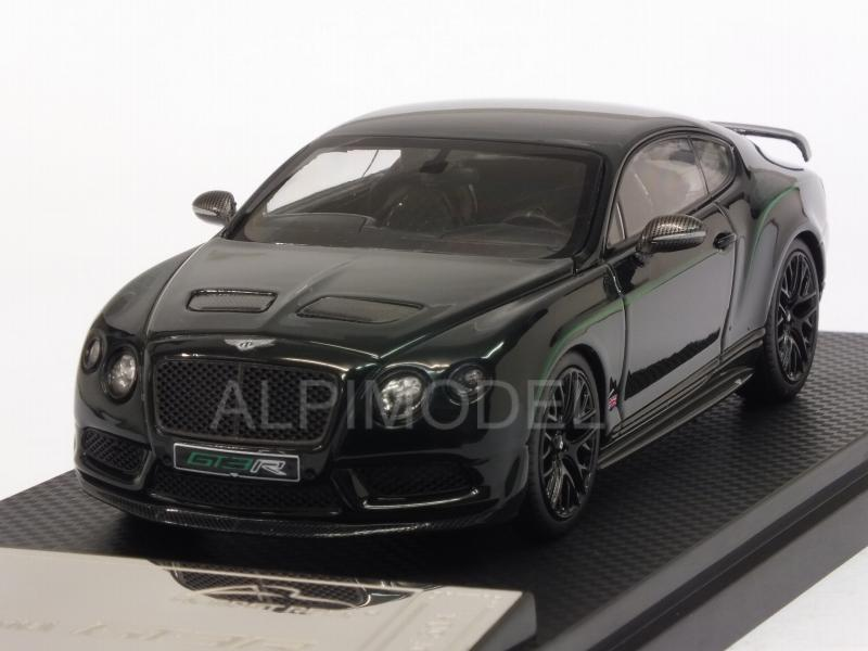 Bentley Continental GT3R 2015 (Cumbrian Green) by almost-real
