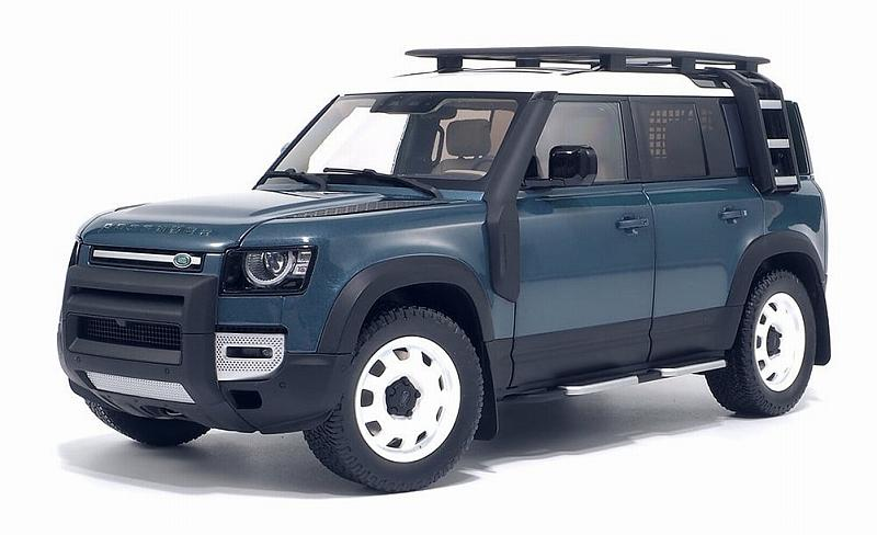 Land Rover Defender 110 2020 (Tasman Blue) by almost-real
