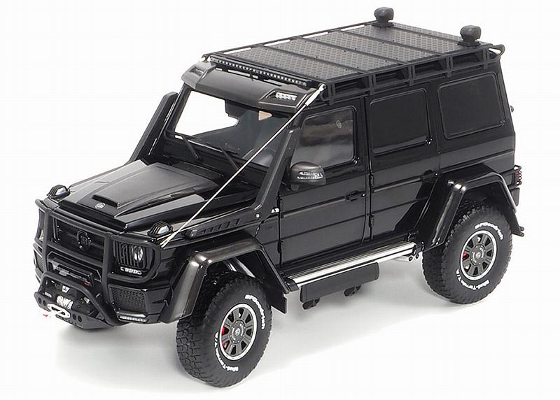 Brabus 550 Adventure Mercedes G500 4x4 (Obsidian Black) by almost-real