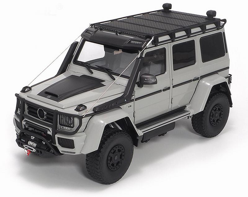 Brabus 550 Adventure Mercedes G500 4x4 Grey by almost-real