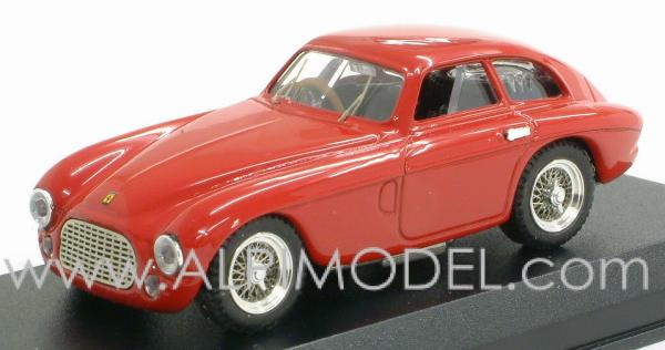 Ferrari 166 MM Coup� (red) by art-model