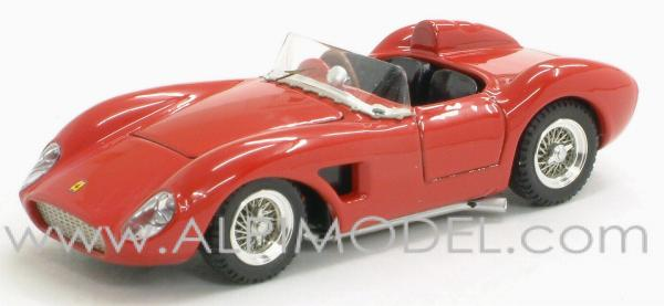 Ferrari 500 TRC Prova (red) by art-model