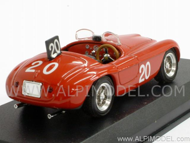Ferrari 166 MM Spider Spa 1949 Chinetti - art-model