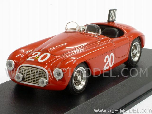 Ferrari 166 MM Spider Spa 1949 Chinetti by art-model
