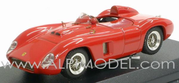 Ferrari 500 TR (red) by art-model