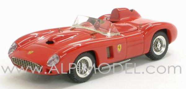 Ferrari 290 MM Prova 1957 (red) by art-model