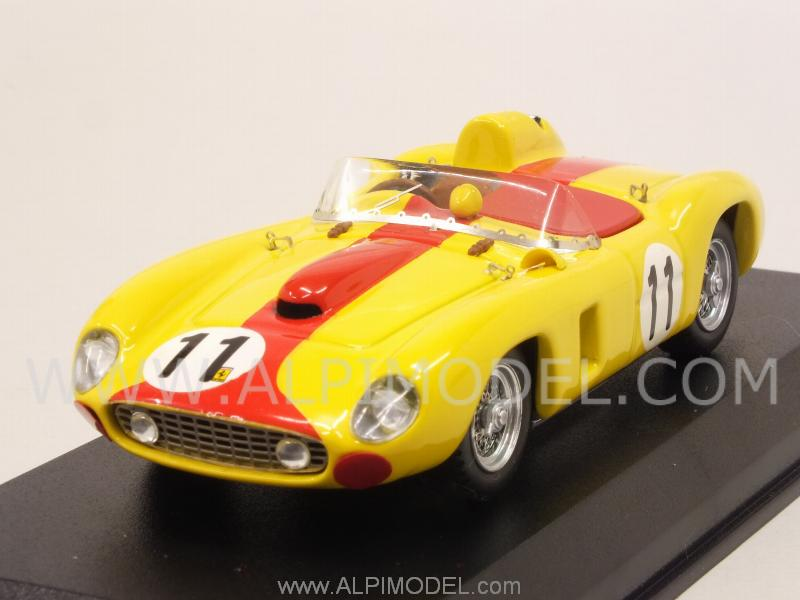 Ferrari 290 MM #11 Le Mans 1957 Swaters-Cangy by art-model
