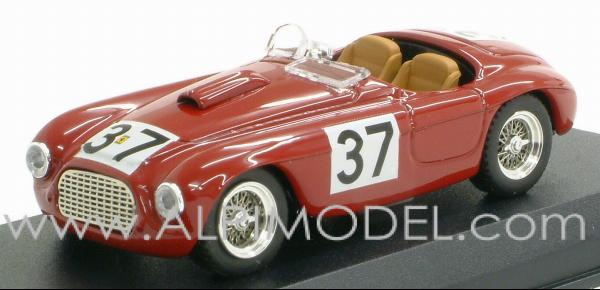 Ferrari 166 MM Spider Silverstone 1950  D.Serafini by art-model