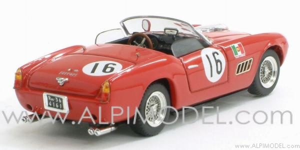 Ferrari 250 Spider California Sebring 1960 Serena - Scarlatti - art-model