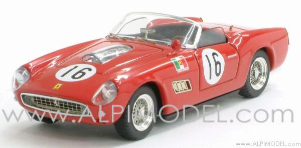 Ferrari 250 Spider California Sebring 1960 Serena - Scarlatti by art-model