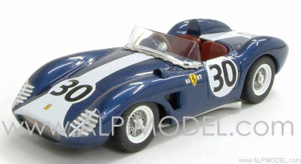Ferrari 500 TRC Sebring 1958 Rubirosa - Malle by art-model