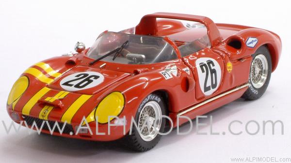 Ferrari 330 P Sebring 1965 Grossman - Hudson by art-model