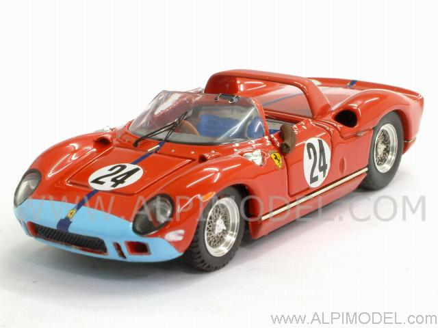 Ferrari 330 P #24 Sebring 1965  Hill - Bonnier by art-model