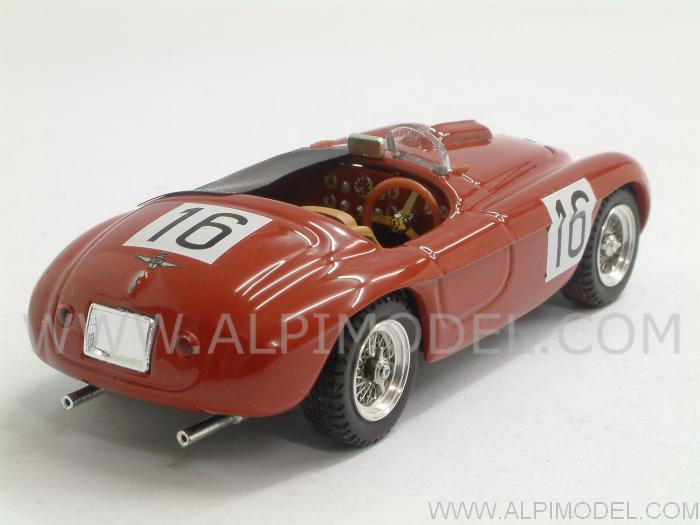 Ferrari 166 Spider #16 Winner Paris 1950 Chinetti - Lucas - art-model