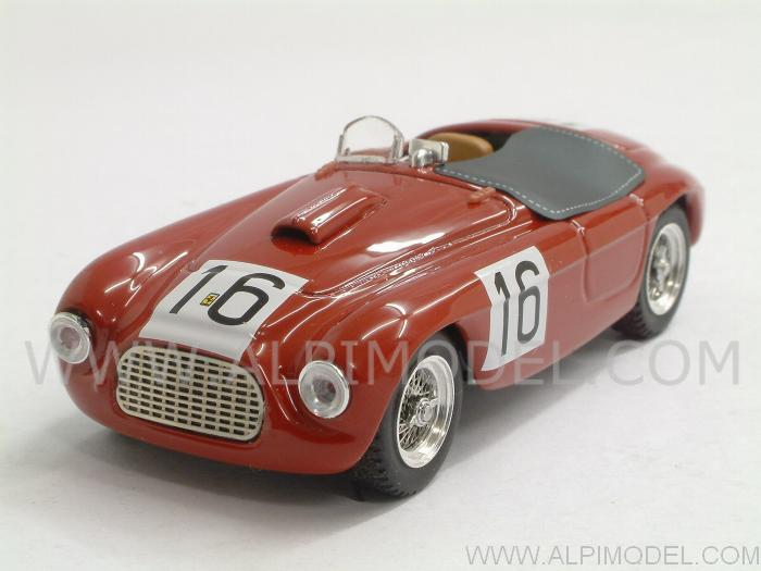 Ferrari 166 Spider #16 Winner Paris 1950 Chinetti - Lucas by art-model