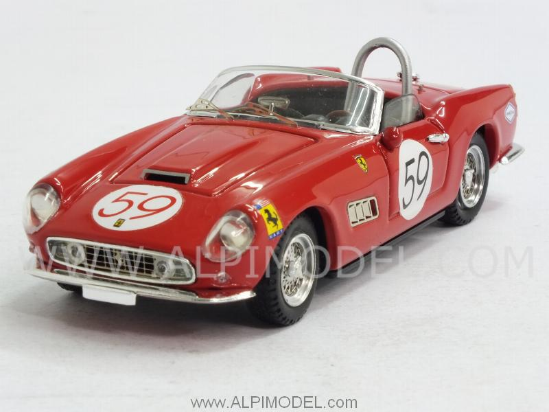 Ferrari 250 California #59 Nassau 1961 Wylie by art-model